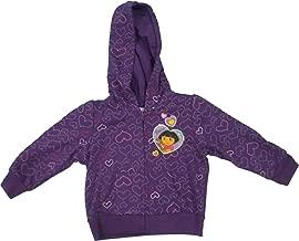 Dora Infant Girls Hooded Jacket with Zipper Dora Love Puppy' (18mos)