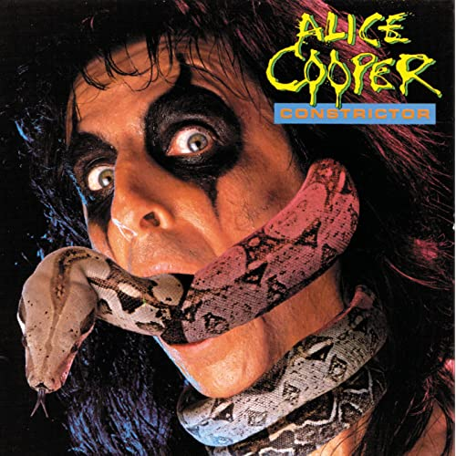 He S Back The Man Behind The Mask By Alice Cooper On Amazon Music Amazon Co Uk