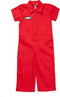 Born to Love Knuckleheads Kids Coverall for Boys, Mechanic Halloween Jumpsuit Costume Baby Outfit