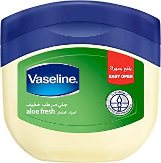 Vaseline Petroleum Jelly Aloe Fresh, 250 ml