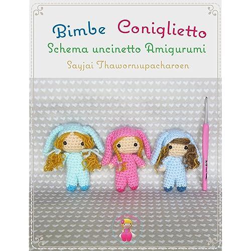 coniglio Archivi - Amigurumi Gratis Free | 500x500