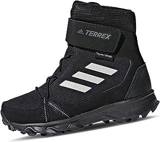 adidas Terrex Snow Cf Cp Cw K Boots, Black (Negbas/Blatiz/Gricua 000), 1.5 UK