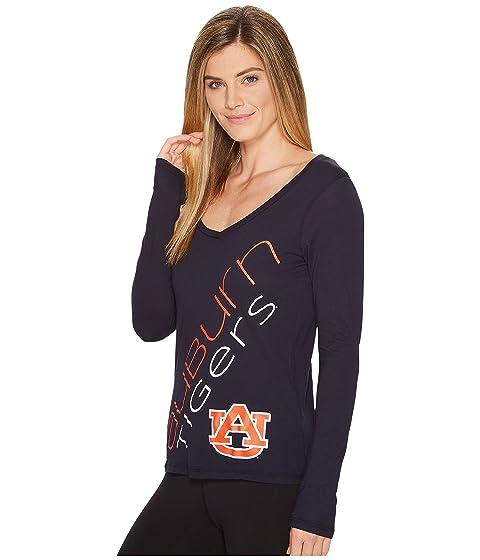 V Champion Tee Sleeve Neck Long Tigers Auburn College RXqArwXS