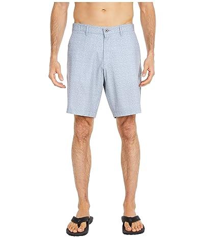 Robert Graham Hill Shorts (Grey) Men