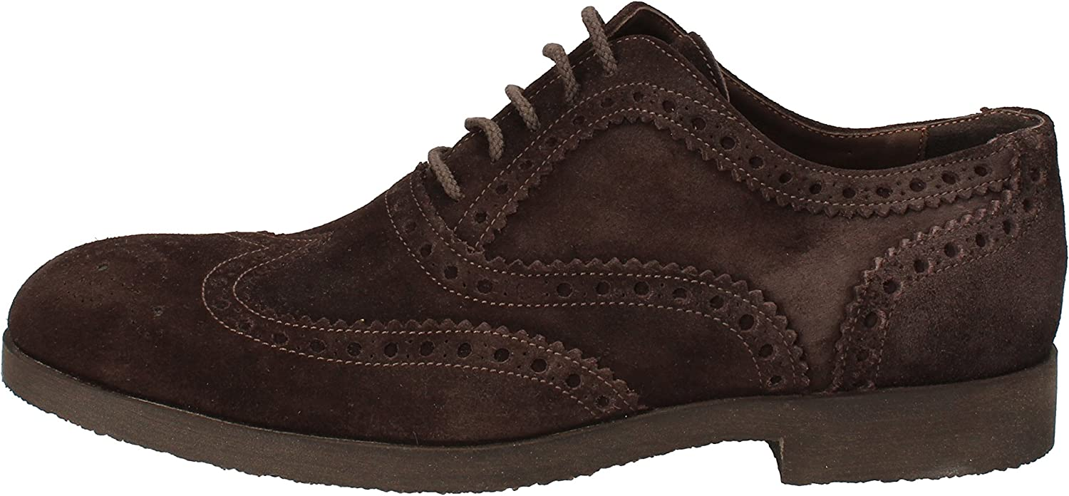 TODAY by CALPIERRE Oxfords-shoes Mens Suede Brown