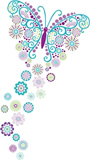Wall Pops WPK0626 Social Butterfly Wall Decals