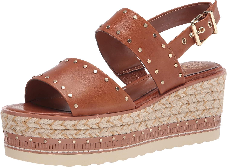 Vince Camuto Women's Marsa Platform Espadrille 1 year Latest item warranty Sandal Wedge