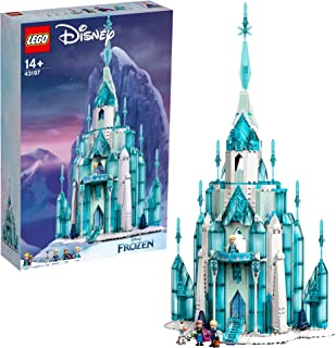 LEGO® ǀ Disney The Ice Castle 43197 Building Kit (1,709 Pieces)