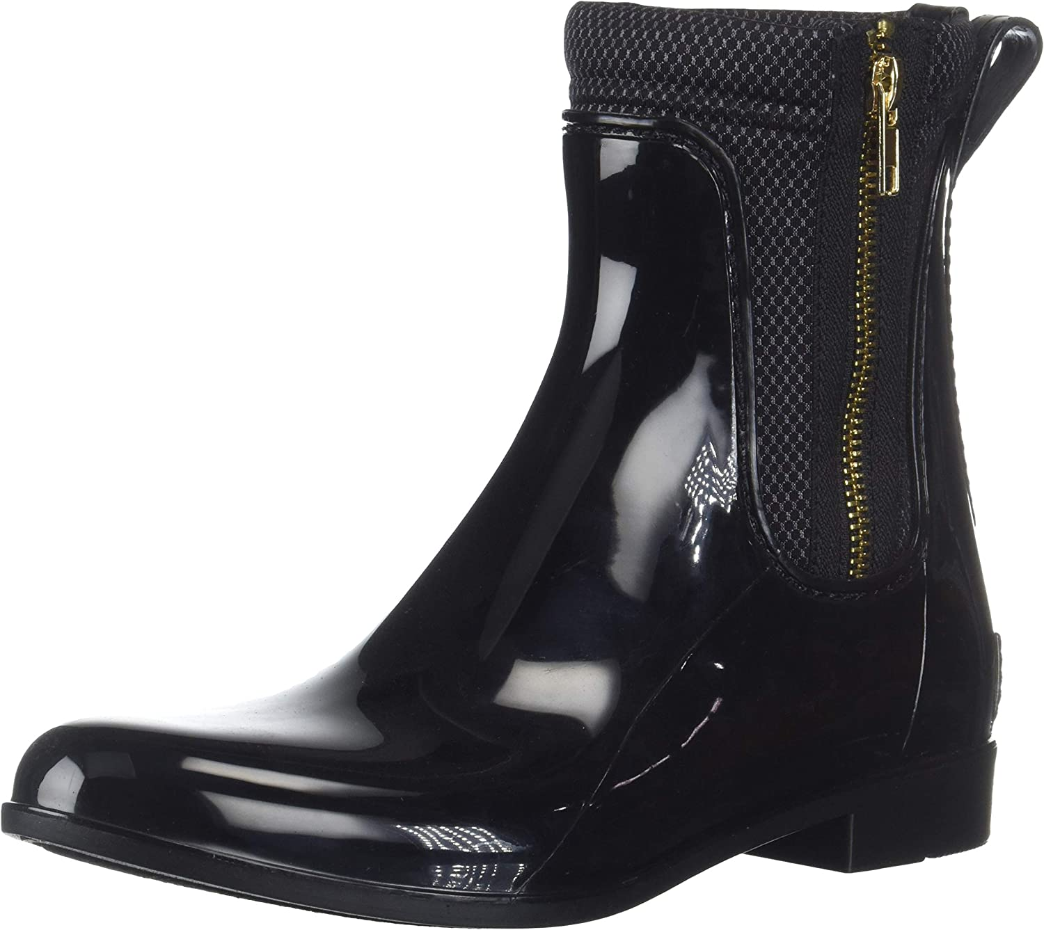Nine West Womens Cooscoos Synthetic Ankle Boot