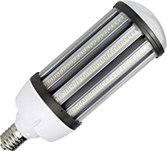 PJS 100W LED Oliver Corn Light Bulb-E40 Bayonet 110Lm/w 2700-6500K,Lifespan 35000Hrs, SMD5630 288pcs Epistar,for Street La...