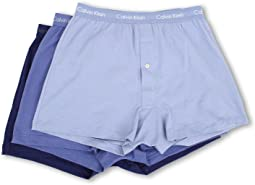 Cotton Classic Knit Boxer 3-Pack NU3040