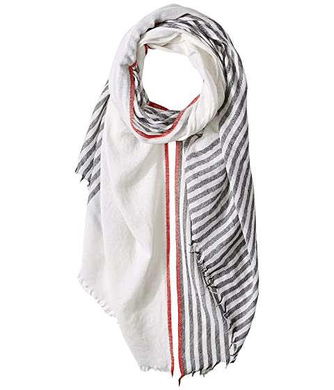 rag & bone Striped Scarf