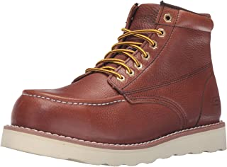 Skechers for Work Men's Pettus Grafford Boot