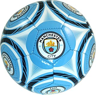 Manchester City F.C. Authentic Official Licensed Soccer Ball Size 3