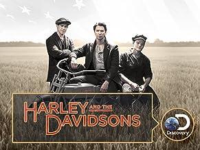 Harley and the Davidsons Season 1