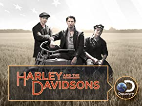 Harley and the Davidsons Season 1