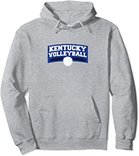 Kentucky Volleyball Graphic Pullover Hoodie