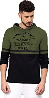 Maniac Men's Slim Fit T Shirt