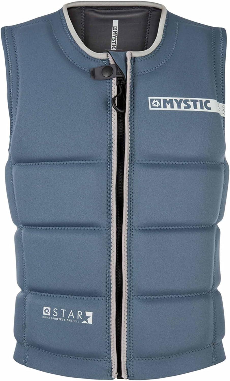 Mystic Star Front-Zip Impact Vest 2018Navy XS