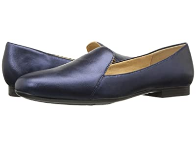 Naturalizer Emiline (Inky Navy Metallic Leather) Women