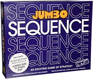 SEQUENCE JUMBO - Board & Card Games