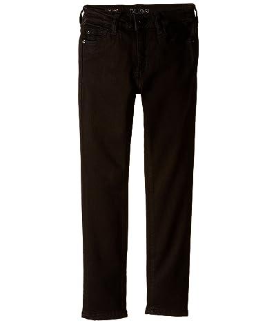DL1961 Kids Chloe Skinny Jeans in Sharp (Toddler/Little Kids/Big Kids) (Sharp) Girl