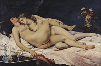 Gustave Courbet Le Sommeil 30