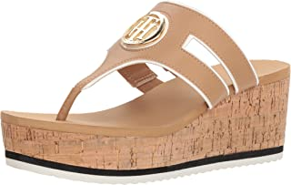 Best tommy hilfiger wedge flip flops Reviews