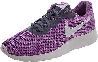 buy popular 0613a e2171 Nike Womens WMNS Tanjun SE Light Carbon Grey-Dark Ocean Size 7.5