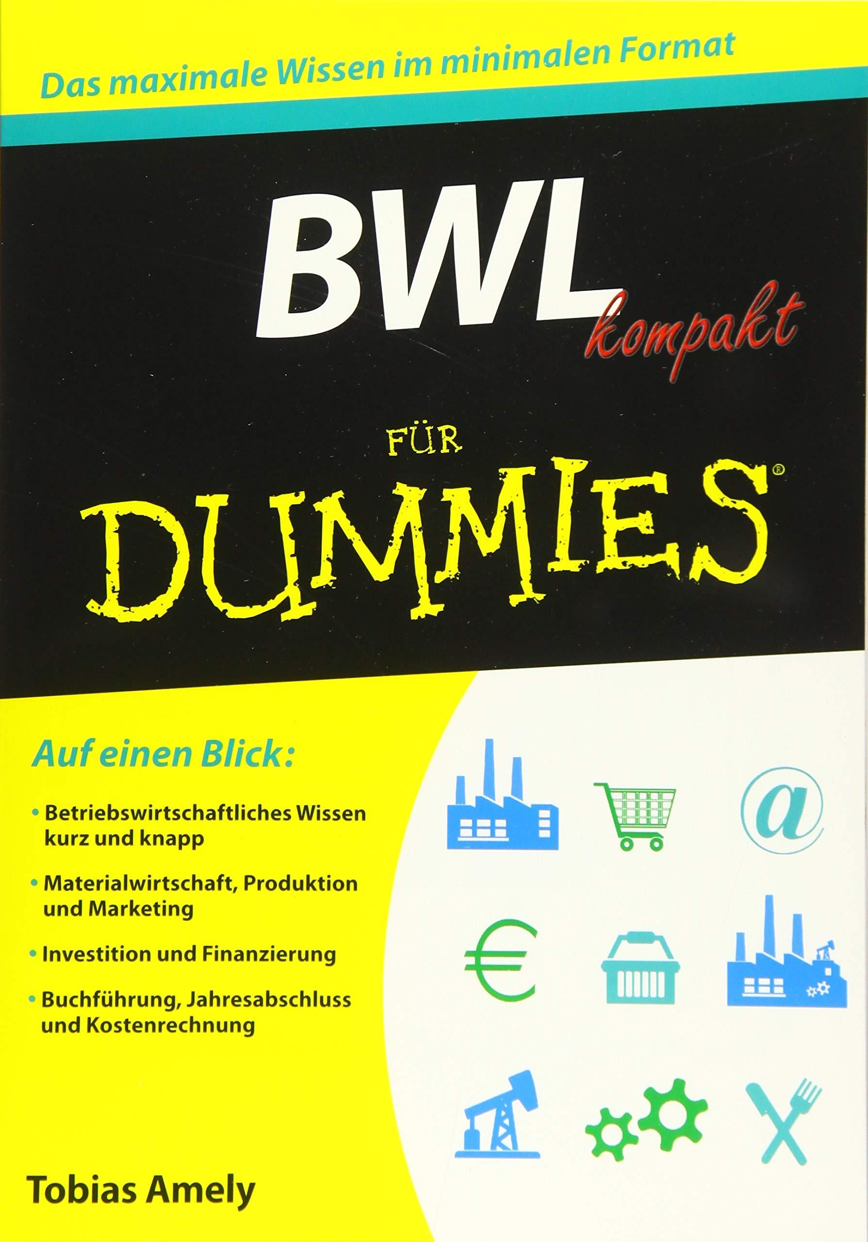BWL kompakt fr Dummies - HYDRAG.RO.TO