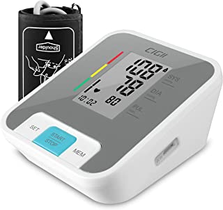 Blood Pressure Monitor by BGMKE Accurate Automatic Upper Arm