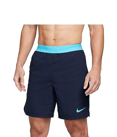 Nike Flex Vent Max 3.0 (Obsidian/Chlorine Blue) Men
