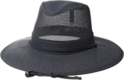 Mesh Safari Hat w/ Chin Cord