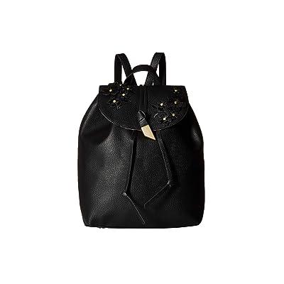 Foley & Corinna Lila Backpack (Black) Backpack Bags