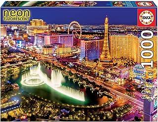 Educa Children's 1000 Neon Las Vegas Puzzle