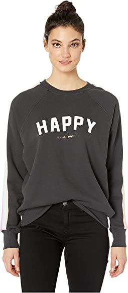 Happy Classic Crew Sweatshirt