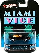 FERRARI 365 GTS4 DAYTONA SPYDER * MIAMI VICE * Hot Wheels 2012 Retro Entertainment Series Die Cast Vehicle