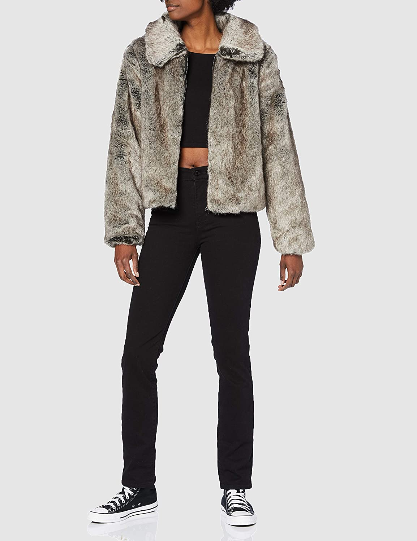 Superdry Boho Faux Fur Jacket