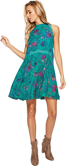 Free People - Printed She Moves Slip