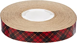 Scotch ATG Adhesive Transfer Tape 976, Clear, 1/2 in x 36 yd, 2 mil, 12 rolls per inner