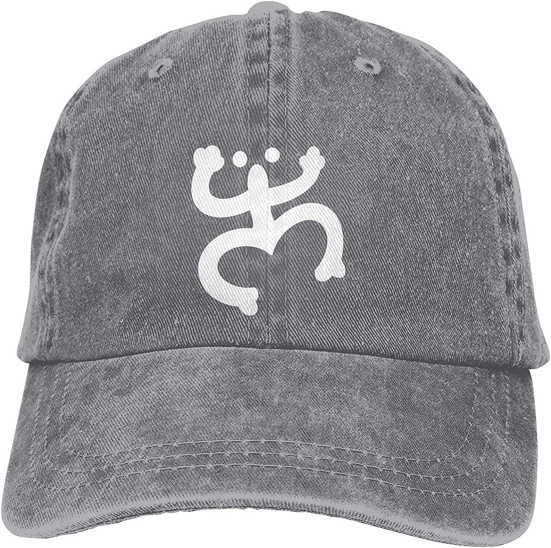 Classics Coqui Puerto Rico Taino Plain Unisex Baseball Caps Cowboy Hats Denim Casquette Hat