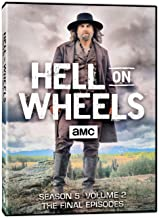 Hell on Wheels 2011 Season 5 Volume 2 - The Final Episodes