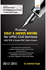 Mastering Essay & Answer Writing for UPSC Civil Services IAS/ IPS & State PSC Main Exam Kindle Edition