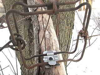 1 Dozen (12) Conibear Body Gripper Brackets 110 150 155 160 Trap Trapping