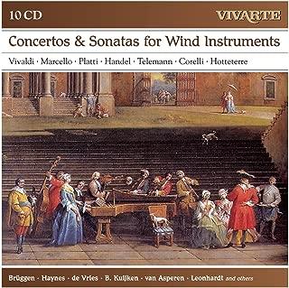 Concertos & Sonatas for Wind Instruments