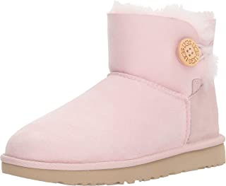 UGG Women's Mini Bailey Button II Fashion Boot