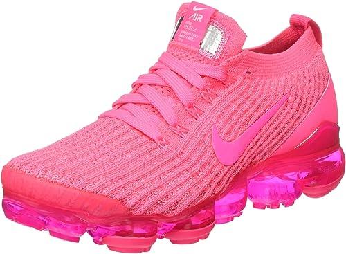 Nike W Air Vapormax Flyknit 3, Chaussure d'athltisme Femme ...