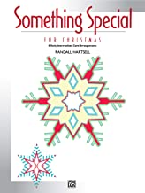 Something Special for Christmas: 8 Early Intermediate Carol Arrangements