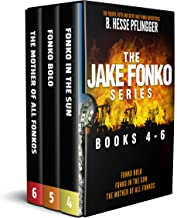 The Jake Fonko Series: Books 4, 5 & 6 (Jake Fonko Collection Book 2) (English Edition)