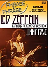 Phrase By Phrase Guitar Method - Led Zeppelin: Exploring The Iconic Guitar Style Of Jimmy Page